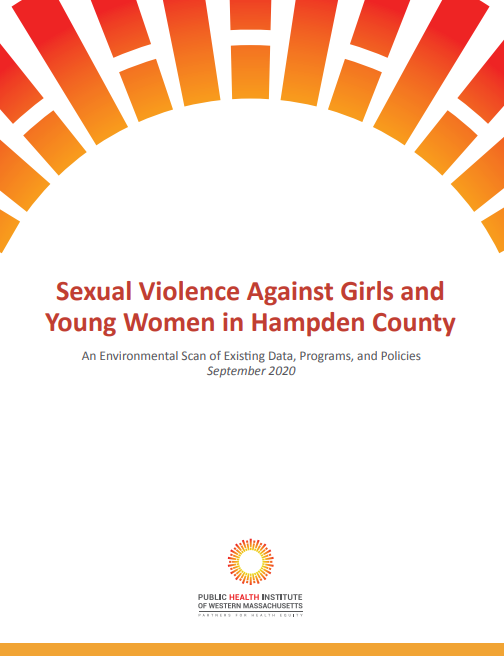 Sexual Violence Against Girls and Young Women: A Call to Action, Webinar 11/13 at 12:00pm